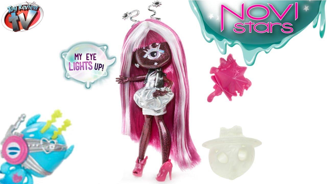 Novi Stars Sila Clops 2013 Toy Doll Review Mga Youtube