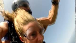 Nicole's Skydive