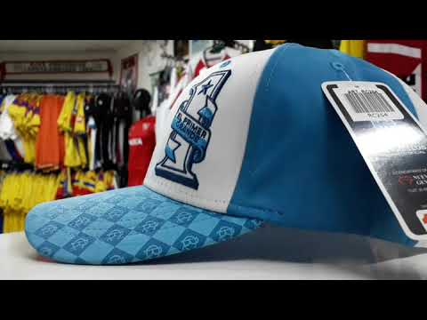 Gorra Racing Club de Avellaneda rc264 - YouTube 4eda9ca2e8c