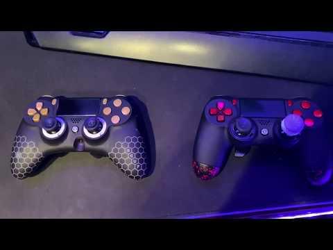 Scuf Impact vs. Scuf Infinity 4PS Pro!!