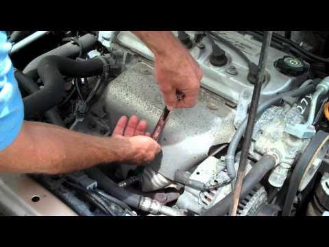 Replacing Air Fuel Ratio Sensor on 2002 Honda Accord