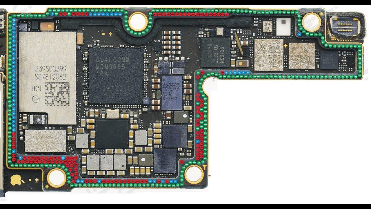 35a12f28aca reparación iphone x no funciona el tactil - YouTube