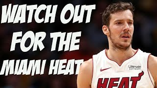 How Have The Miami Heat Been The 2nd Best NBA Team Since December 9th?