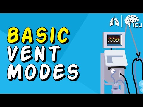 Basic Vent Modes MADE EASY - Ventilator Settings Reviewed
