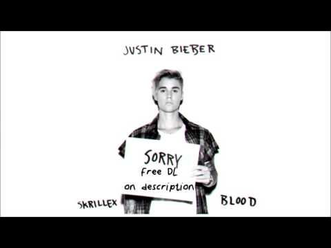 Sorry   Justin Bieber & Skrillex Ft Blood HD 320 Kbps   FREE DOWNLOAD