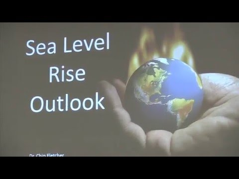 ICAC Workshop Sea Level Rise Outlook SD