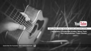 Minus/Karaoke Track | Aswasathin Uravidamam Kristhu | Don Valiyavelicham | Febin Chacko  ©