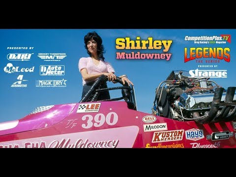 SEASON PREMIERE - LEGENDS: THE SERIES - THE LEGEND OF SHIRLEY MULDOWNEY