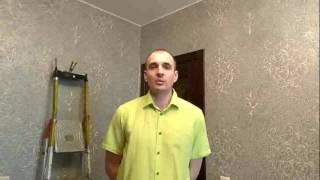 Натяжные потолки штапик и гарпун