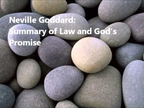 Neville Goddard: What is the Law and The Promise