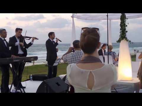 Song for Chuppah, Michael Azogui Kolot by S. Shabat שיר כניסה לחופה מיכאל אזוגי