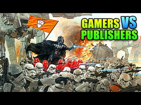 Gamers VS Publishers - This Week in Gaming | FPS News