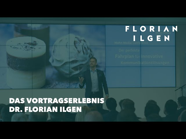 Digital Mindset - Dr. Florian Ilgen - Vortrag auf der suisse EMEX (4 min)