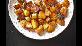 How to Make Instant Pot (Pressure Cooker) Crispy Potatoes   Nom Nom Paleo