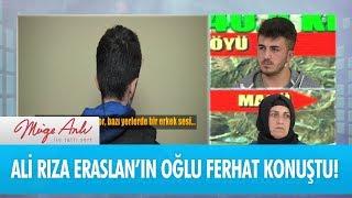 Ali Rıza Eraslan'ın oğlu Ferhat Konuştu! - Müge Anlı İle Tatlı Sert 13 Nisan 2018