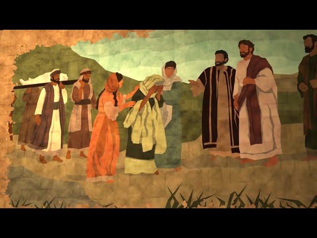 Jesus Raises a Widow's Son