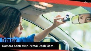 Camera hành trình Xiaomi 70mai Dash Camera - Nhỏ gọn, chất lượng ghi hình tốt