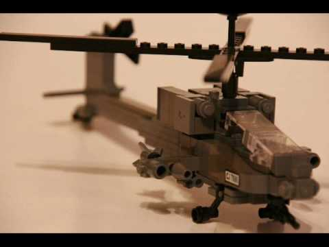 Lego Modern Warfare Creations With Instructions Youtube