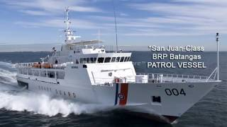 2017 ACTIVE MAJOR NAVAL ASSETS OF PHILIPPINE COAST GUARD