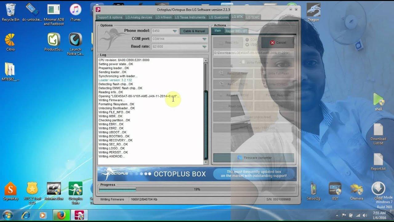 Программы на lg optimus l5
