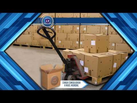 LV Shipping Logistics - Consolidación de Carga