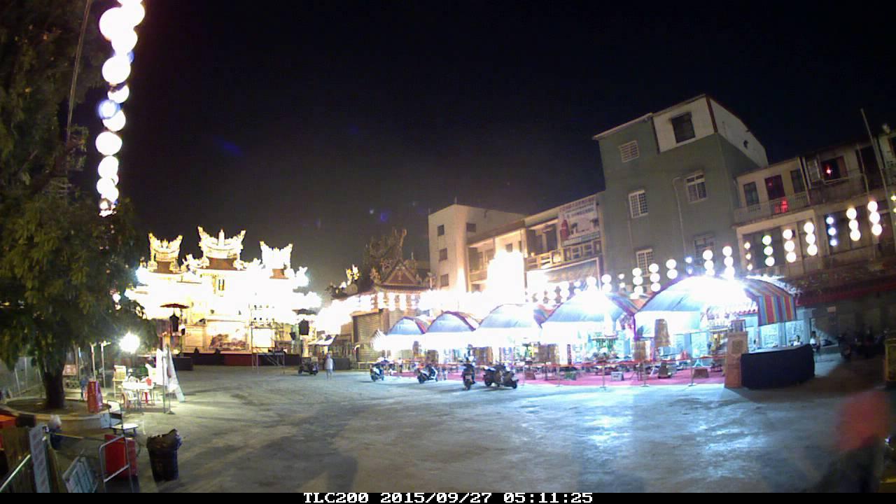 【木日水巷】20150925-28東港迎王神轎展縮影 - YouTube