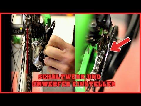 bikebastlwastl 10 montage von schaltwerk und umwerfer doovi. Black Bedroom Furniture Sets. Home Design Ideas