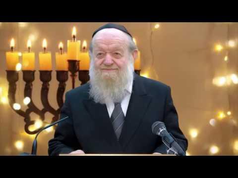 חדש! שיעור ברמה גבוהה על חג חנוכה הרב יוסף בן פורת חובה לצפות!