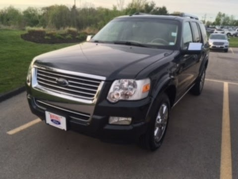 3Rd Row Suv For Sale >> 2010 Ford Explorer Limited   Used SUV For Sale - YouTube