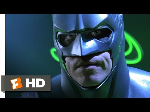 Batman Forever (10/10) Movie CLIP - I Have a Riddle for You (1995) HD
