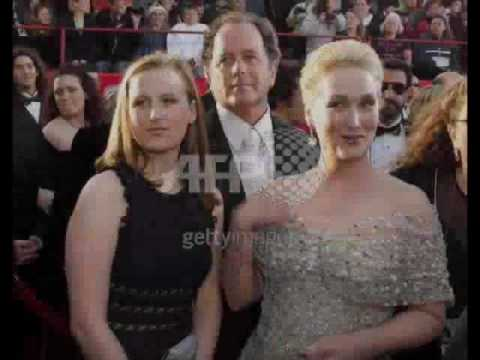 Meryl Streep And Her Family - YouTube