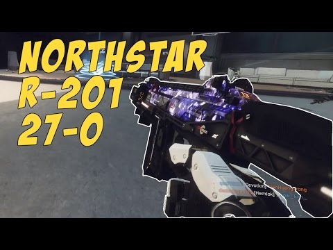 TITANFALL 2: SHORT BUT AWESOME NORTHSTAR AND R-201 GAMEPLAY | 27-0