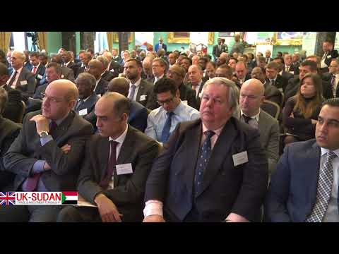 UK-SUDAN TRADE & INVESTMENT FORUM 2017
