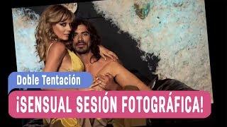 Doble Tentación - ¡Sensual sesión fotográfica! / Capítulo 105