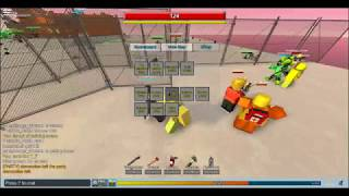 Building Trump Wall In ROBLOX (REASON 2 DIE AWEKENING)