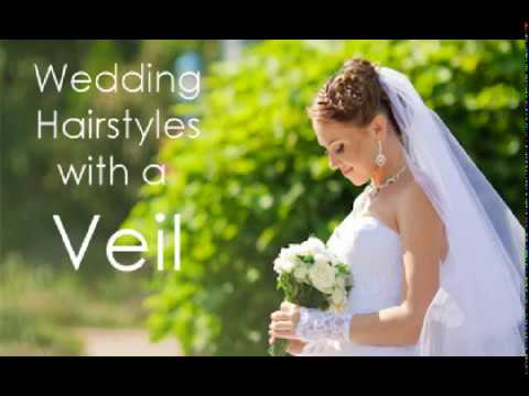25 Elegant Half Up Half Down Wedding Hairstyles With Tiara and Veil ...