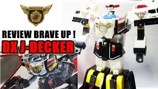 ジェイデッカー #J-DECKER #JDECKER #หุ่นยนต์แปลงร่าง #หุ่นยนต์ใหม่ล่าสุด ジェイデッカー [勇者警察ジェイデ...