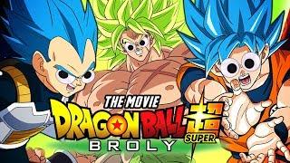 SHOT FOR SHOT Recreating Dragon Ball Super: Broly!! Kaggy VS DevilArtemis | DBZBT3 ONLINE MOD BATTLE