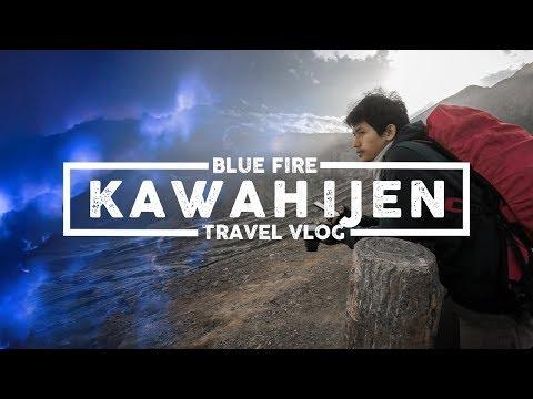 BERBURU BLUE FIRE DI KAWAH IJEN BANYUWANGI   Explore Jawa Timur Khairulleon Travel Vlog