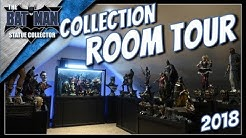 Batman Statue Collection Room Featuring Sideshow & Prime 1 Studio ~ Update August 2018