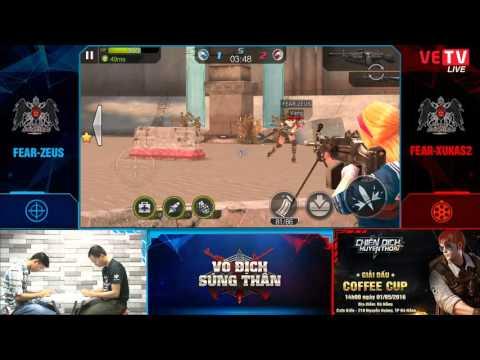 [VĐST - 29.04.2016] Trận 2 - FEAR-ZEUS (súng tỉa) vs FEAR.XUKAS2 (súng máy)