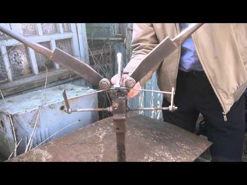 Самодельное приспособление для гибки нерж. прутка 6 мм. Glavmex.ru
