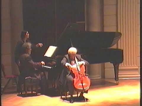 Schubert - Arpeggione Sonate, D. 821