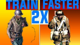 HOI4 How to Train Divisions 2x faster (Hearts of Iron 4 Beginner Guide Tutorial 2018)