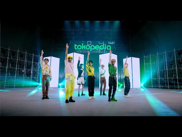 Tokopedia NCT Dream 2021