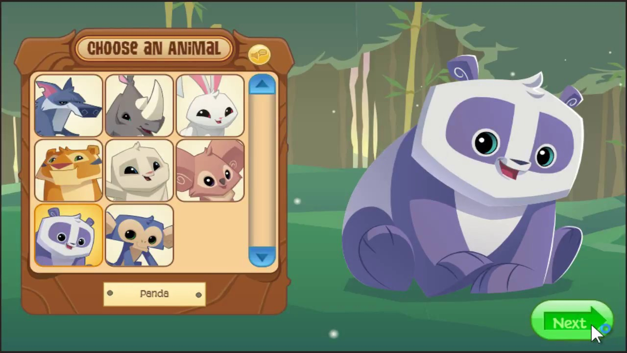 Animal Jam Play Wild Login Starting New Game Games For Childrens Youtube