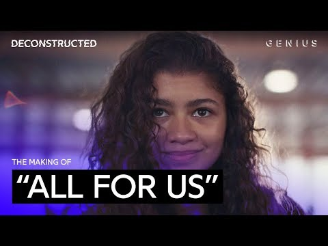 "The Making Of Labrinth & Zendaya's ""All For Us"" From HBO's 'Euphoria'  Deconstructed"