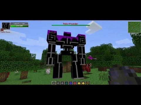 Как сделать робота в Minecraft и взаимодействовать с ним
