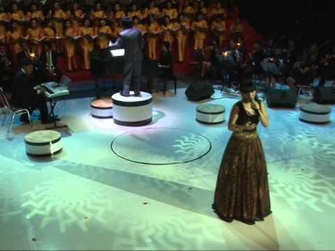 Putri Ayu : - Mulak Pe Au Girah - Konser Simalungun In Harmony GKPS Cililitan