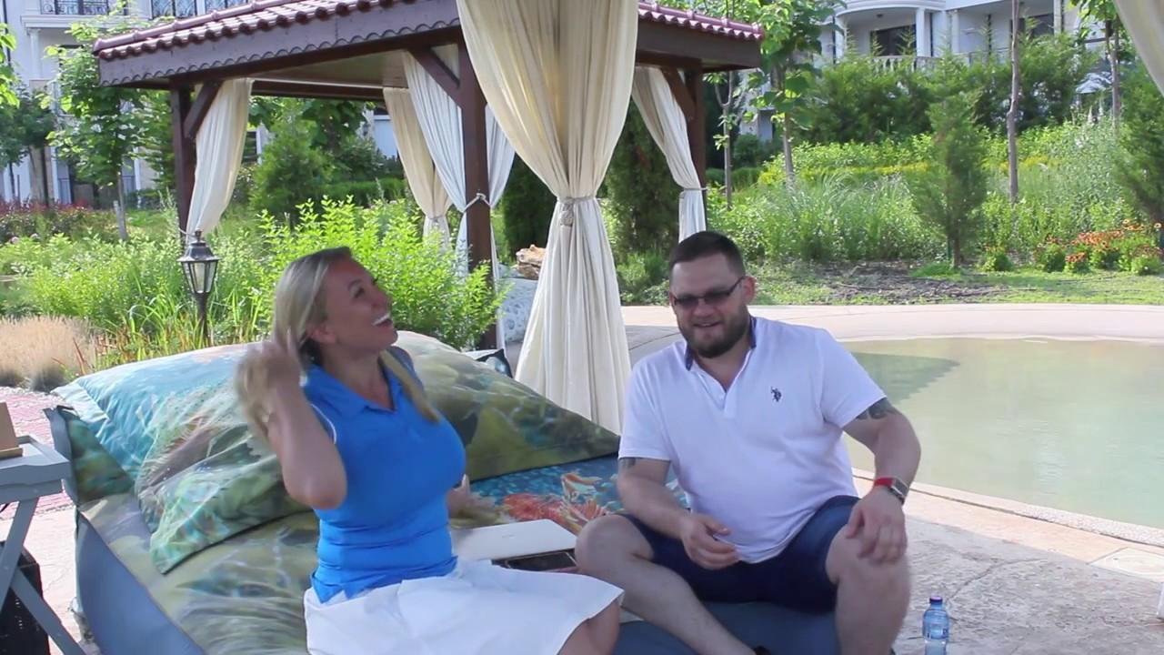 Цены от 550 € м2 купить квартиру в Болгарии, Бяла - YouTube